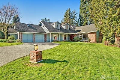 Mercer Island Single Family Home For Sale: 8310 SE 61st St