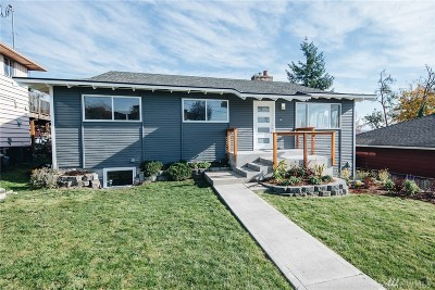 Des Moines Single Family Home For Sale: 21314 3rd Ave S
