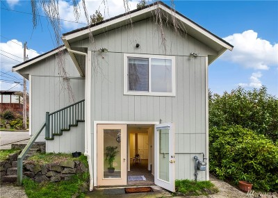 Seattle Single Family Home For Sale: 909 W Emerson St