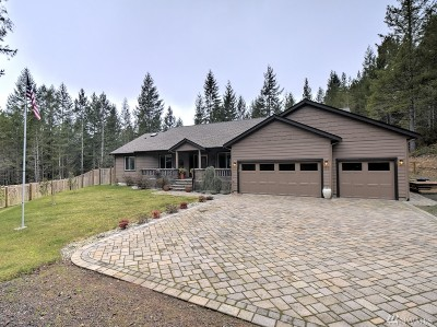 Shelton WA Single Family Home Sold: $466,000