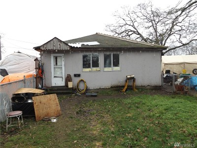 Tacoma Single Family Home For Sale: 9808 Sales Rd S