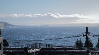 Seattle Condo/Townhouse For Sale: 500 Elliott Ave W #401