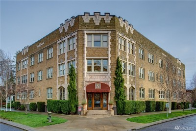 Condo/Townhouse Sold: 200 17th Ave E #307