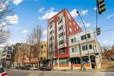 Condo/Townhouse Sold: 2504 Western Ave #525