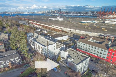 Seattle Condo/Townhouse For Sale: 3318 30th Ave SW #A203