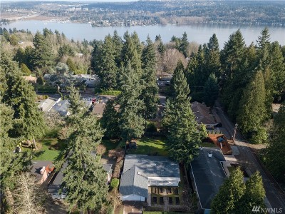 Mercer Island Single Family Home For Sale: 4348 91st Ave SE