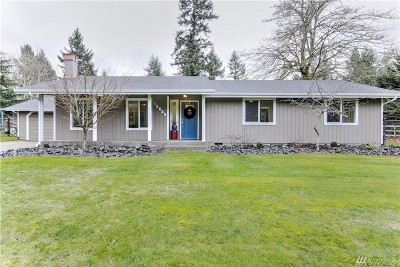 Thurston County Single Family Home For Sale: 10625 Danico Lane SE