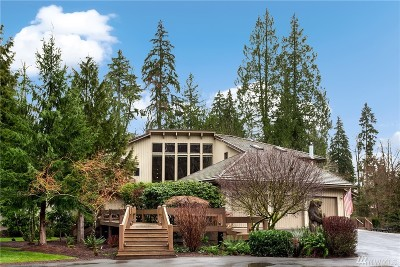 Maple Valley Single Family Home For Sale: 21822 210th Ave SE