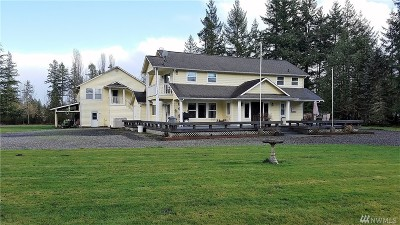 Thurston County Single Family Home For Sale: 3812 90th Lane SW