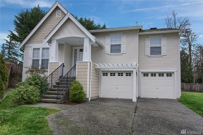 Lynnwood Single Family Home For Sale: 2923 153rd St SW