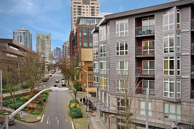 Condo/Townhouse Sold: 159 Denny Wy #312