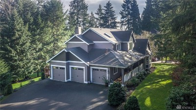 Woodinville Single Family Home For Sale: 23307 57th Ave SE