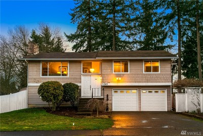 Federal Way Single Family Home For Sale: 3907 SW 337th St