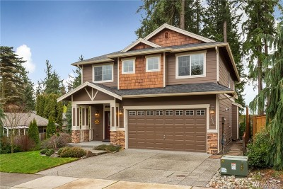Woodinville Single Family Home For Sale: 12949 NE 203rd Ct