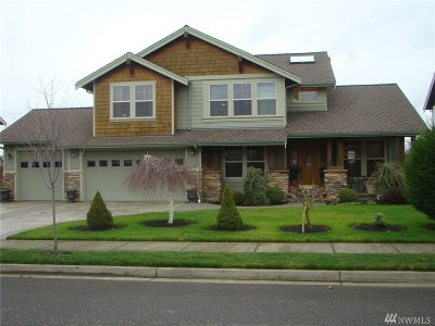Lynden Single Family Home For Sale: 1342 W Park St