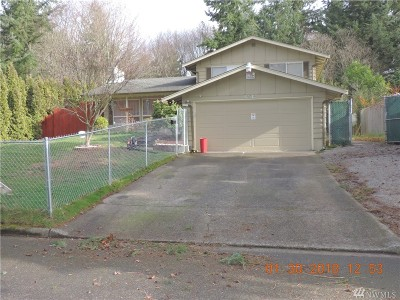 Federal Way Single Family Home For Sale: 30318 10th Ave S