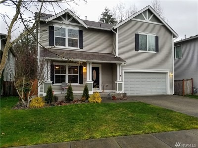 Marysville Single Family Home For Sale: 7809 86th Ave NE