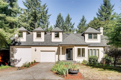 University Place Single Family Home For Sale: 4512 87th Ave W