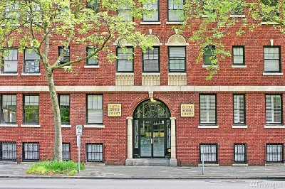 Condo/Townhouse Sold: 2132 5th Ave #206