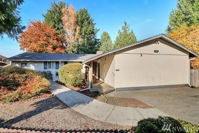 Puyallup Single Family Home For Sale: 1919 14th St SW