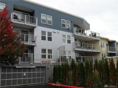 Kirkland Condo/Townhouse For Sale: 11920 98th Ave NE #103