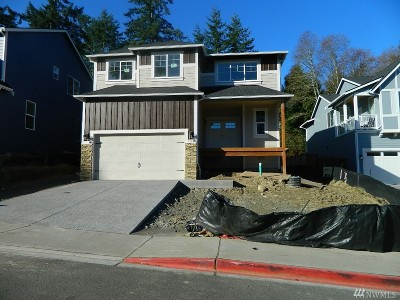 Gig Harbor Single Family Home For Sale: 5604 Makovich Place