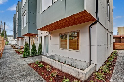 Seattle, Bellevue, Kenmore, Kirkland, Bothell Single Family Home For Sale: 6010 California Ave SW