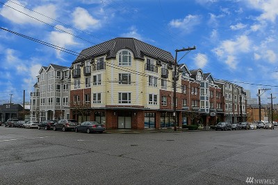 Condo/Townhouse Sold: 812 5th Ave N #208