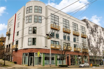 Condo/Townhouse Sold: 615 E Pike St #306