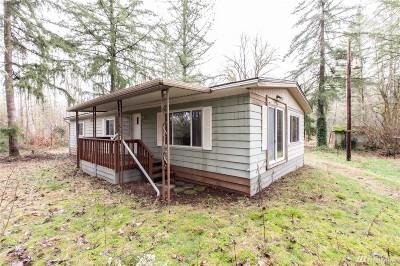Eatonville Single Family Home For Sale: 31615 47th Ave E