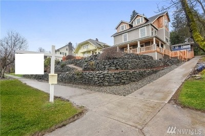 Tacoma Single Family Home For Sale: 924 N G St