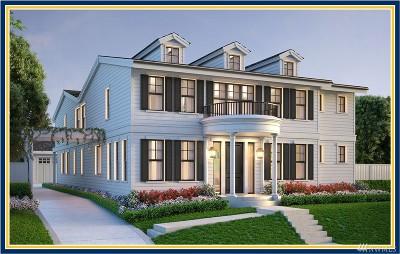 Medina Single Family Home For Sale: 7842 NE 14th St