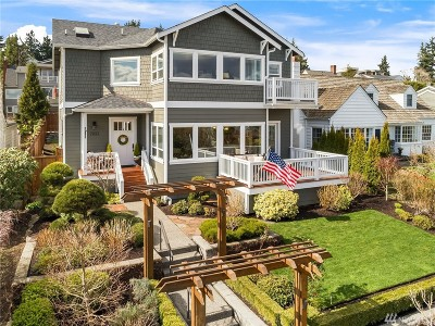 Seattle Single Family Home For Sale: 7033 52nd Ave NE