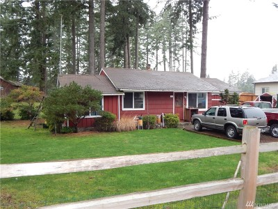 Spanaway Single Family Home For Sale: 19420 5th Ave E