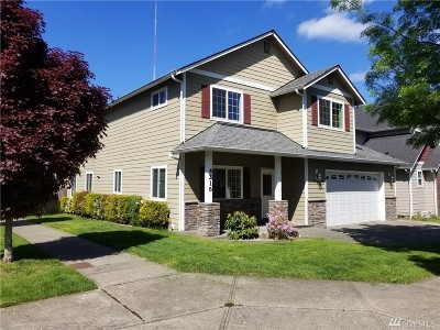 Olympia Single Family Home For Sale: 4216 17th Wy NE