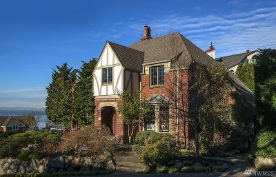 Single Family Home For Sale: 4256 W Glenmont Lane