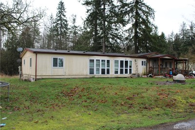 Spanaway Single Family Home For Sale: 3604 235th St E