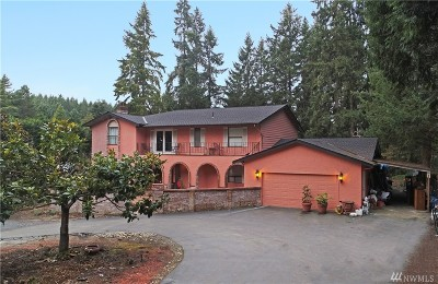 Bellevue Single Family Home For Sale