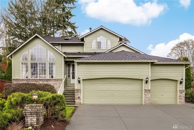 Federal Way Single Family Home For Sale: 33027 47th Ave SW