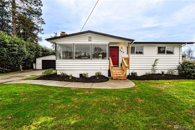 Sumner Single Family Home For Sale: 442 State St