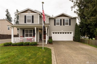 Bonney Lake Single Family Home For Sale: 18004 115th Street Ct E