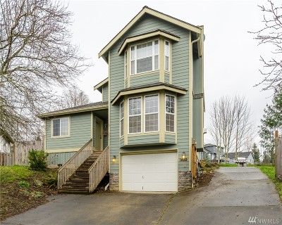 Bellingham Single Family Home For Sale: 1489 Roma Rd