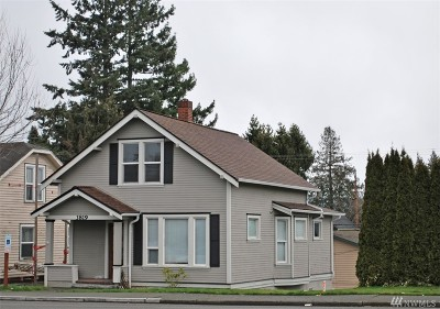 Everett Single Family Home For Sale: 3819 Colby Ave