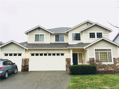 Lynnwood Single Family Home For Sale: 1229 169th Place SW