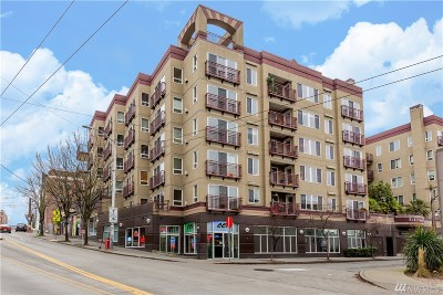 Condo/Townhouse Sold: 1711 E Olive Wy #403