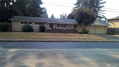 Bellevue Single Family Home For Sale: 1749 162nd Ave NE
