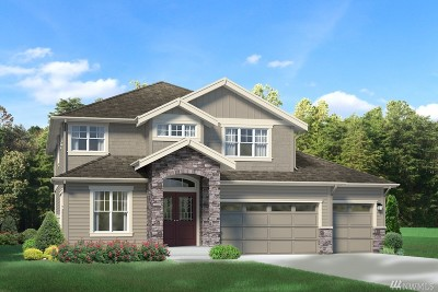 Sammamish Single Family Home For Sale: 2310 246th Ave SE #Lot 1