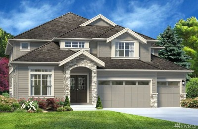 Sammamish Single Family Home For Sale: 2320 246th Ave SE #Lot 2