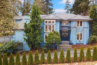 Mercer Island Single Family Home For Sale: 7040 92nd Ave SE