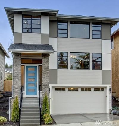 Kirkland Condo/Townhouse For Sale: 14119 74th Ct NE #5